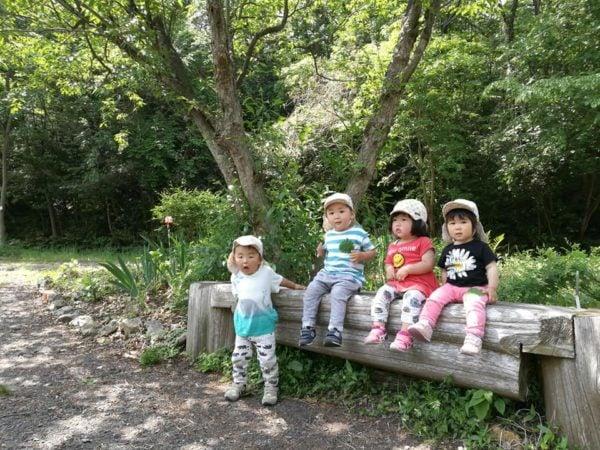 アマナ保育園 きずきの森 (川西市内)へ 3